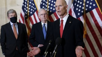 Republican Conference held leadership elections