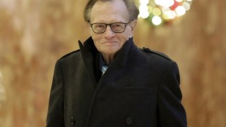 Larry King has died at the age of 87.