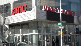 AMC Magic Theatres in New York City.
