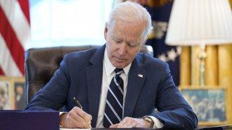 President Biden signs COVID-19 relief bill