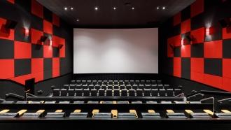 A Regal Cinemas movie theater in Charleston