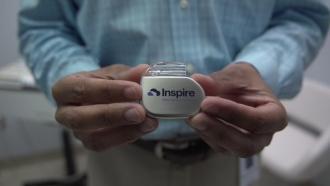 Implant For Sleep Apnea