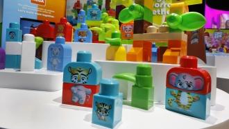 Mega Bloks, by Mattel