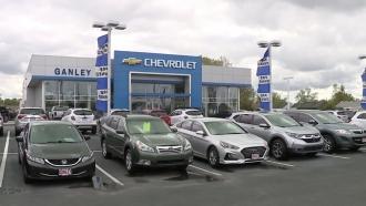 Car dealership in Ohio