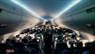 FAA Warns Of A Spike In Unruly Air Passenger Behavior