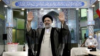 Iran's new president Ebrahim Raisi