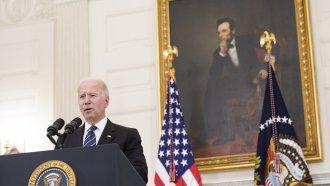 President Biden Warns Of 'More Pronounced' Summer Crime