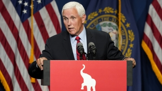 Pence Says Idea of Overturning Election Is Un-American