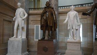 House Votes To Remove Confederate Statues From U.S. Capitol