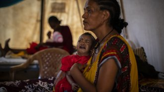 Could A Fragile Cease-Fire In Tigray End World's Worst Hunger Crisis?