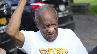 Bill Cosby after being released from prison.
