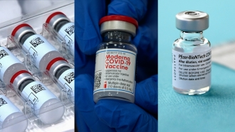 Three Covid-19 vaccines are approved in the U.S.