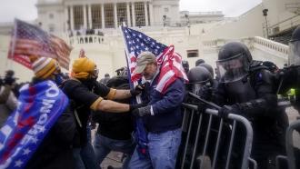 House Speaker Nancy Pelosi Names Jan. 6 Riot Panel Appointees
