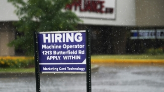 Jobless Claims Up To 373,000 After Pandemic Low