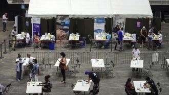 France Vaccination Requirements Spark Vaccination Rush