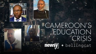 Newsy and Bellingcat spoke with multiple sources on the ground in Cameroon and in the diaspora.