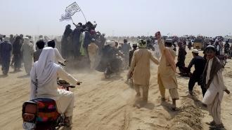U.S. Service Members And Vets Scramble to Save Afghan Interpreters