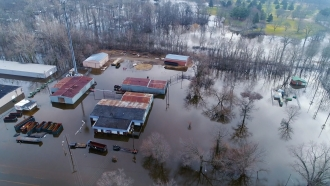 Study Shows Which Parts Of U.S. Are At Risk For Natural Disasters