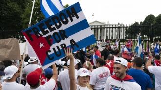 Cubans Call On U.S. To Intervene Amid Historic Uprisings