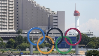 Japan Preps For Olympics After Yearlong Delay
