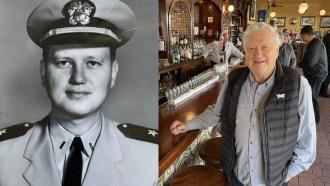 Bob Freeman, owner of The Buena Vista Cafe