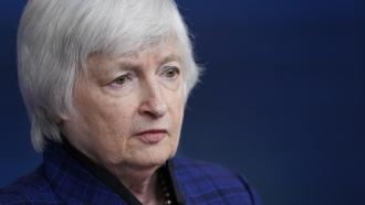 U.S. Treasury Secretary Janet Yellen.