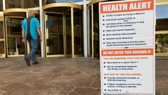 Delta Variant Fuels COVID Surge As Officials Urge Vaccinations