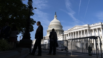 Congress Passes Emergency Capitol Security Funding