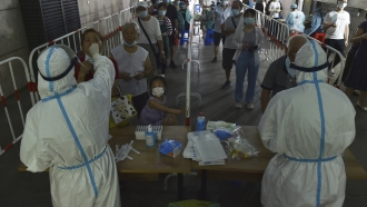 China Orders Mass Testing in Wuhan Amid Delta Outbreak