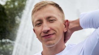 Vitaly Shishov, leader of the Kyiv-based Belarusian House in Ukraine.