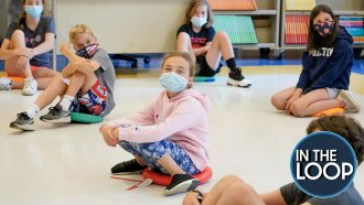 Coronavirus Safety, Testing In Schools