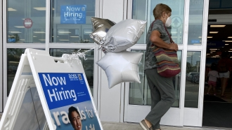 Unemployment Rate At 5.4% After U.S. Adds 943,000 Jobs In July