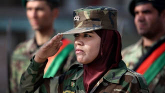 Afghan Women Trained For Combat In Secret By U.S. Army
