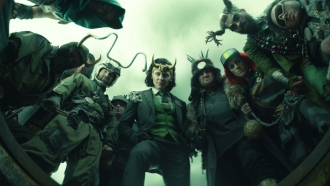 "Characters from Disney+ series ""Loki"""