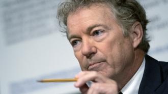 YouTube Suspends Senator Rand Paul 7 Days Over COVID Misinformation