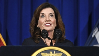 Hochul Says She'll Run For Governor After Finishing Cuomo's Term