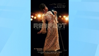 """""""Respect"""" movie poster"""