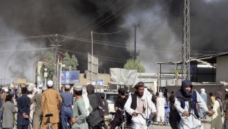 Taliban Sweep Continues Across Afghanistan's South