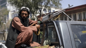 Chaos As Thousands Flee Afghanistan After Taliban Takeover
