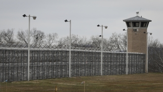 Southern Ohio Correctional Facility in Lucasville, Ohio.