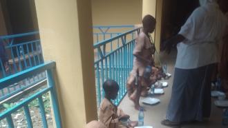 Some freed students of Salihu Tanko Islamic School