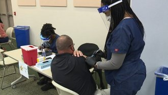 WPTV: Why Some Florida Police Agencies Struggle To Vaccinate Officers