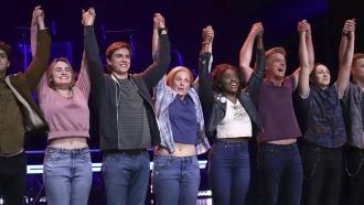 Actors on Broadway