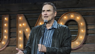 Norm Macdonald appears at KAABOO 2017 in San Diego on Sept. 16, 2017.