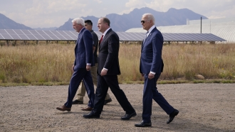 President Biden Touts $3.5T Climate Resilience Plan