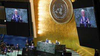 President Biden speaks at U.N. General Assembly