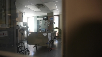 Inside a rural hospital