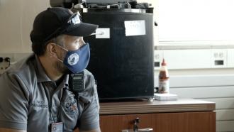 Paramedic Paco Bonnin