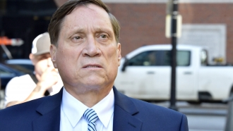 John Wilson was found guilty of participating in a fraudulent college admissions scheme.