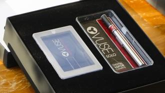VUSE Digital Vapor Cigarette packaging.